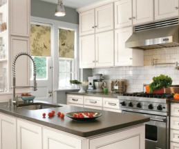 Kitchen and bath cabinetry
